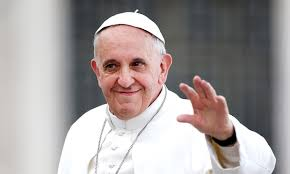 Pope Calls for New World Order