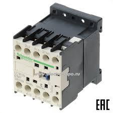 А8063. <b>Контактор LC1K1610M7</b> 220В 16А 1з (<b>Schneider Electric</b> ...