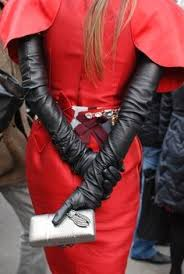 Faux Long <b>Leather Gloves</b> Long Sexy <b>Gloves</b> | Одежда | <b>Leather</b> ...