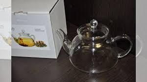 <b>Чайник заварочный</b> стеклянный 750 мл <b>Elan</b> Gallery купить в ...