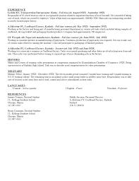 13 format of graduate students resume sendletters info resume example student resume example technical editor resume