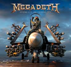 <b>Megadeth</b> – <b>Warheads On</b> Foreheads – Album Review – R o c k 'N ...