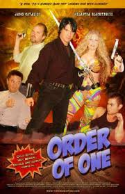 Order a Movie Review for Cinematography Classes     Drakens Order of One      movie Jason Cavalier