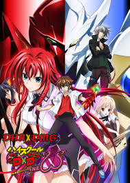 High School DxD New Specials