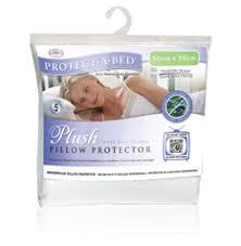 Защитный <b>чехол</b> для подушки <b>Askona Plush</b>