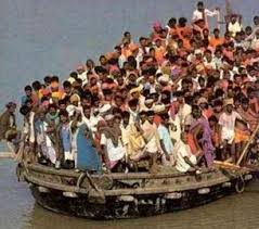 Afbeeldingsresultaat voor Intern document: EU gaat 60 miljoen immigranten hierheen verschepen!