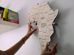 <b>Карта мира</b> из дерева: My wood map