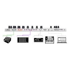 Универсальный <b>midi</b>-<b>контроллер Arturia BeatStep Pro</b>