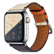 iBazal Compatible with iWatch <b>Band</b> 44mm 42mm <b>Genuine Leather</b> ...