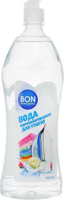 """<b>Вода для утюгов</b> """"Bon"""", парфюмированная, 1 л — купить в ..."""