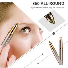 Hot Mini Electric <b>Eyebrow Trimmer</b> Brows Pen Hair Remover ...