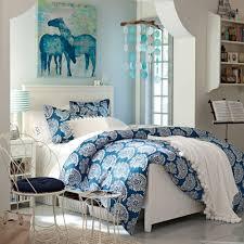 ideas light blue bedrooms pinterest: bedroom great image of modern blue and black bedroom decoration