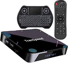 Android 10 TV Box, Amlogic S905X3 4GB 128GB ... - Amazon.com