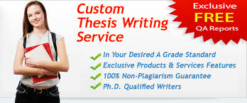 Thesis writing exercises