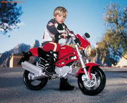 <b>Peg Perego</b> Электромотоцикл <b>DUCATI</b> MONSTER