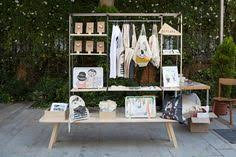 ACC <b>craft</b> show booth display. Caitie Sellers. <b>White</b> and grey ...