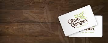Gift Cards   Olive Garden Italian Restaurant