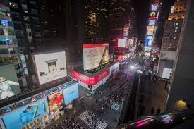 revelers take part in the new years eve celebration in new yorks times square seen from box san francisco office 5