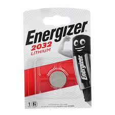 <b>Батарейка</b>, 1 шт, <b>CR2032</b> литиевые, BL, <b>Energizer</b> в магазинах ...