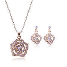 Amazon.com: Tanwpn <b>New</b> Ladies Fashion <b>Vintage Rose</b> ...