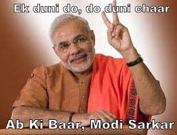 Heights of Rhyming – 16 Hilarious 'Ab Ki Baar Modi Sarkar' Memes ... via Relatably.com