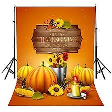 Allenjoy 7x5ft Happy Thanksgiving Backdrop Autumn ... - Amazon.com