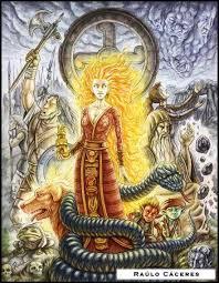 Resultado de imagen de mitologia vasca