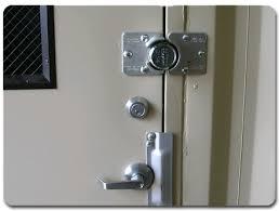 Security Door Lock  D