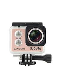 <b>Экшн</b>-<b>камера SJCAM SJ7</b> STAR rose Sjcam 8383036 в интернет ...