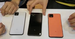 Google Pixel 4 XL leaked in extensive hands-on videos: colors ...