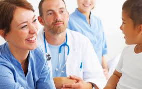 sma is right here patient service associate