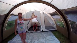 Обзор <b>палатки Campack Tent</b> Urban <b>Voyager</b> 6 - YouTube
