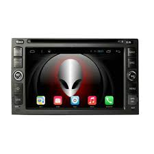 ugode car multimedia player gps navigation 10 1 inches screen monitor bluetooth android os for 2014 skoda octavia deckless