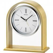 <b>Настольные часы Seiko</b> QHE134FN (Япония) - купить в интернет ...