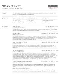 manager resume sample engineering  seangarrette c ager