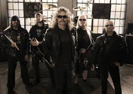 "<b>OVERKILL - ""The Grinding</b> Wheel"" out now! - Nuclear Blast"