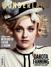 Cedric Buchet gives Dakota Fanning a portrait of a lady for Wonderland magazine's latest cover. Share On: - Dakota-Fanning-Wonderland-April-May-2012-01