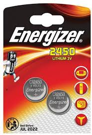 <b>ENERGIZER Батарейка Lithium CR2450</b> FSB2