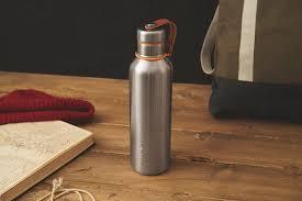 <b>Фляга Water</b> Bottle большая оранжевая от <b>Black</b>+<b>Blum</b> (арт. BAM ...