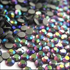<b>Hot</b> fix diamante. 1 pack of 50 <b>amethyst</b> AB. <b>Size</b> 5mm/ss20. JR02473