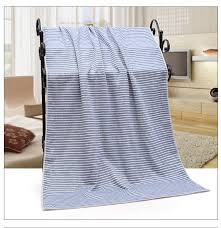 Soft Strong Water Absorbent Towel <b>Thick Pure Cotton</b> Simple ...