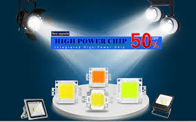 <b>1W 3W 10W 20W</b> 30W 50W 100W High Power LED light COB Led ...