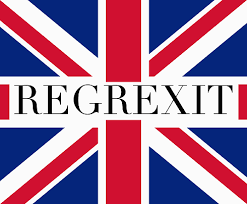 Image result for image of brexit meme regrexit