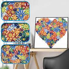 <b>Sashiko</b> Trees 5D DIY <b>Diamond</b> Embroidery <b>Special Shape</b> ...