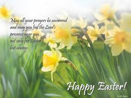 Easter prayer...May you feel God's presence. | ♕ Lord Jesus Saves ... via Relatably.com
