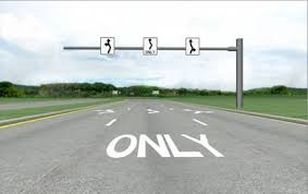 Image result for 3-lane highway images