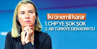 AB: Türkiye ile müzakereler askıya alınamaz