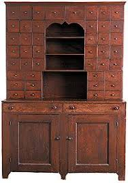 early 19th century new england step back apothecary cupboard apothecary furniture collection