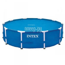 Купить <b>Тент Intex Easy Set</b> и Metal Frame 305cm 29021 по низкой ...