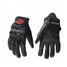 ghost racing touch screen <b>leather gloves motorcycle</b> bicycle ...